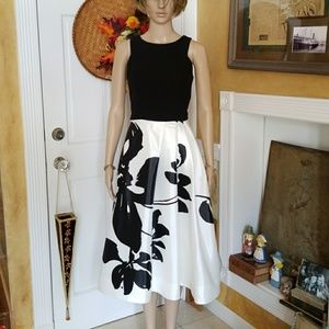 Beautiful Vintage Inspired WHBM Dress